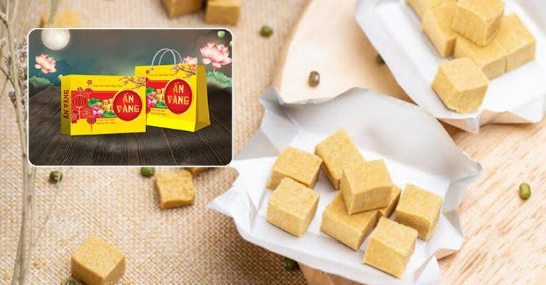 Cơ sở sản xuất bánh đậu xanh Ấn Vàng