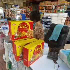 Cửa hàng bánh kẹo ở Hải Dương có bán bánh đậu xanh Ấn Vàng ?