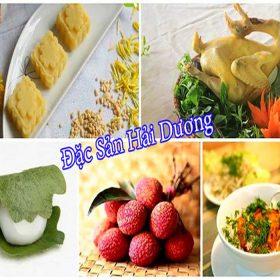 Tìm hiểu về đặc sản bánh đậu xanh Hải Dương